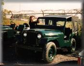Toit de jeep